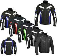 ProFirst Motorrad Jacke Motorradjacke Motorradbekleidung Gr. XS - 6XL