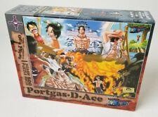 One Piece White Beard Pirates Portgas.D.Ace 500-pc Jigsaw Puzzle Japan 2010 New