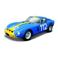 1:24 Ferrari 250 GT Belinetta Diecast Model Bburago Official Ferrari Product