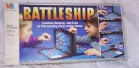 1996 Vintage Battleship Strategy Naval Board Game by Milton Bradley Complete