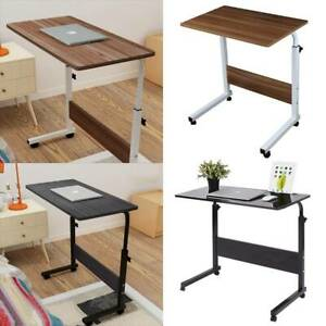 Notebook Desk Adjustable Portable Laptop Table Trolley Sofa Bed Tray Computer