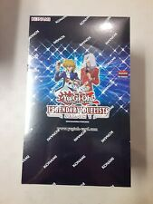 Yu-Gi-Oh! Legendary Duelists Season 1 Box Display New Sealed