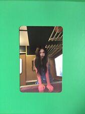 Red Velvet Joy Photocard Scrapbook Version Psycho
