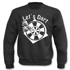 Pullover Let´s Dart, Sweatshirt
