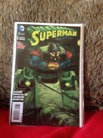 SUPERMAN # 37 JOHN ROMITA JR 1 in 50 VARIANT EDITION DC  COMICS