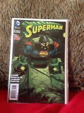 SUPERMAN # 37 JOHN ROMITA JR 1 in 50 VARIANT EDITION DC  COMICS