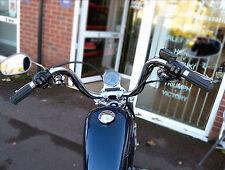 Custom Chrome Vintage y los apretones de goma para Harley Davidson (Cable del acelerador)