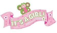 """It's A Girl 40"""" Balloon Baby Shower Decorations"""