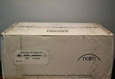 Naim NDS Network Music Streamer with Burndy Leads. Brand- new. Full 2-year g'tee