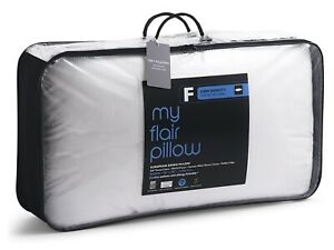 Bloomingdale's My Flair Pillow Firm Density European Down Queen Size.