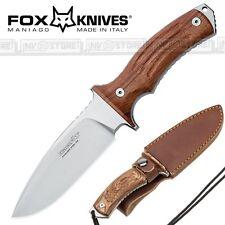 KNIFE COLTELLO FOX KNIVES MANIAGO BF-702 ORIGINALE MADE IN ITALY CACCIA SURVIVOR