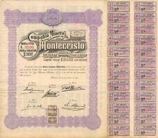 Compania Minera Montecristo