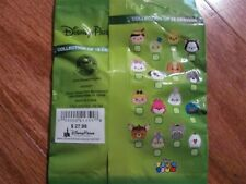 Disney Trading Pins 116159 Disney Tsum Mystery Pin Pack - Series 2