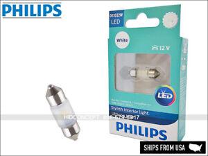 DE3022 Philips ULTINON WHITE LED FESTOON Interior Bulb DE3022ULWX1 (Pack of ONE)