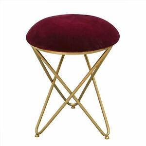 Metallic Bedside Table Living Room Sitting Round Coffee Table Nesting Table