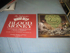MOBB DEEP-(blood money)-1 POSTER-2 SIDED-12X12-NMINT-RARE