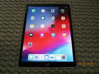 Apple iPad Pro 2nd Gen 12.9, Wi-Fi |64GB 256GB 512GBIGray Silver Gold | Grade C