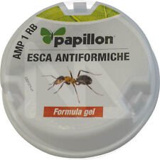 Esca insetticida in gel per formiche PAPILLON blister 2 pezzi AMP1RB