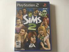 les sims 2 PS2 boite et notice