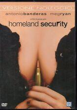 HOMELAND SECURITY - DVD (USATO EX RENTAL)