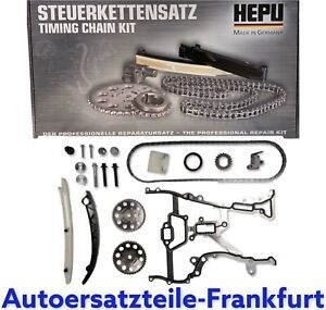 Hepu / Ipd Kit de Chaîne Distribution + Joints Opel Astra Corsa Meriva Agila