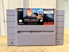Vintage SNES 1992 Home Alone 2 Video Game Cartridge in Excellent Condition