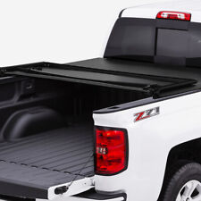Trident 69110 FastFold Tonneau Cover for 2014-2019 Chevy Silverado