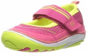 Stride Rite Soft Motion Gwyn Mary Jane (Infant/Toddler) Pink 6 M US Toddler