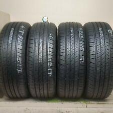 Set 4 Tires 225 65 17 Cooper CS5 Grand Touring (9.00-10.80/32 Tread)