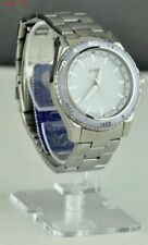 GUESS Women's Silver Case Wristwatches