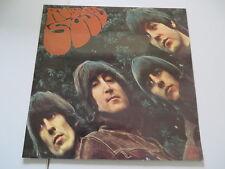 The Beatles- Rubber Soul Export Pressing PCS 3075..Vinyl(France)/Cover(UK):mint-