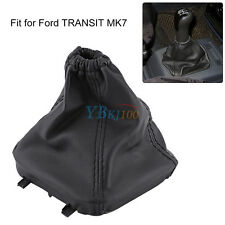 Car Gear Shift Lever Stick Gaiter Gaitor Boot Frame Durable for Ford TRANSIT MK7