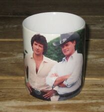 Dallas TV Show JR Ewing and Bobby MUG