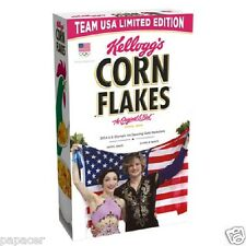 2014 KELLOGG Olympics Meryl Davis Charlie White ice dancing Cereal box limit ed