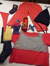 Käpt`n Blaubär, Sigg,Felix, 10 Teile Kinderkleidung Gr. 92, little cat,Wollsocke