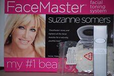 FaceMaster Platinum New with Bonus Anti Aging e-Serum and Foam Covers