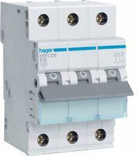 Hager MBN316 Leitungsschutzschalter 3 polig 6kA B-Charakteristik