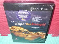 WAGNER DAS RHEINGOLD - OPUS ARTE - LICEU - 2 DVDS