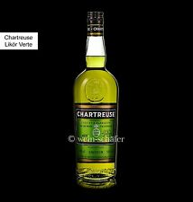 CHARTREUSE Verte Grün Kräuter Likör Digestif / Aperitif Liqueur Chartreux