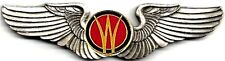 "Aero Willys - Flying ""W"" Willys Emblem Deluxe Pilot Wings #2"