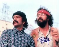 Tommy Chong Signed Autographed 8x10 Photo CHEECH & CHONG Beckett BAS COA
