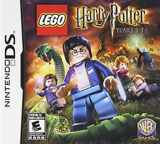NINTENDO DS LEGO HARRY POTTER YEARS 5-7 VIDEO GAME NEW SEALED!