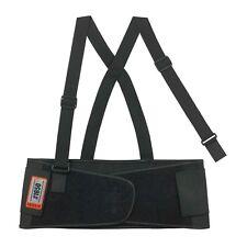 Ergodyne Proflex 1650 Economy Elastic Back Support Belt Black