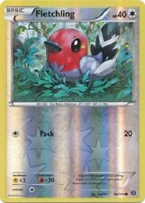 Fletchling - 94/114 - Common Reverse Steam Siege Pokemon