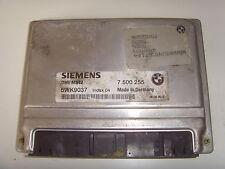 BMW E36/E39/E46/E38 MS42 ENGINE DME ECU  7500255