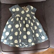 Denim NEXT Spotted Clothing (0-24 Months) for Girls