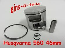Kolben passend für Husqvarna 560 46mm NEU Top Qualität