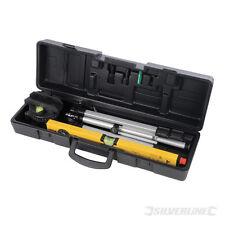 Coffret niveau laser certifié TÜV/GS portée 30m REF SL01