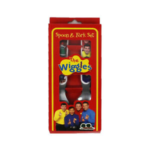 Wiggles Spoon & Fork
