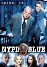 NYPD Blue Complete Season Nine 9 Region 1 DVD